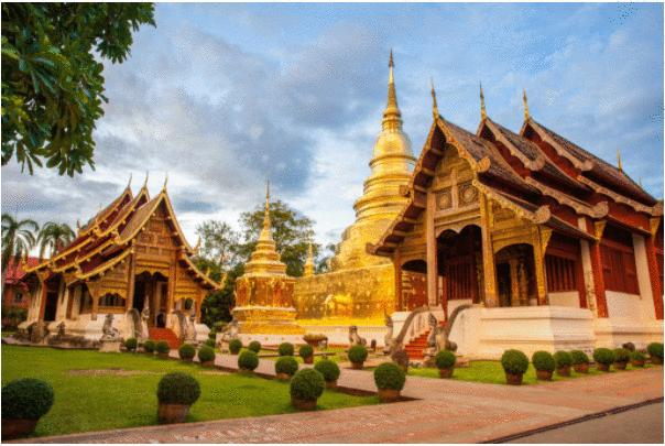 Tailândia lança campanha para o retorno de turistas internacionais