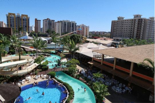 Caldas Novas: reabertura de hotéis no destino goiano