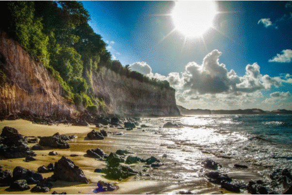 Praia de Pipa: um dos cartões postais mais bonitos do Nordeste