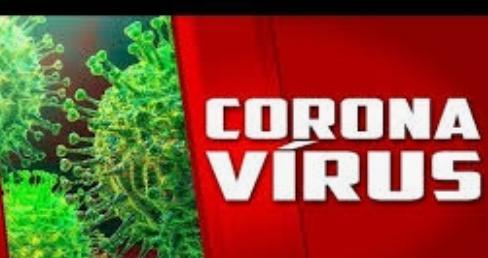 Regiões Corona vírus