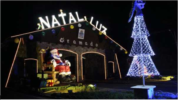 Natal Luz de Gramado: 101 dias de espetáculos gratuitos