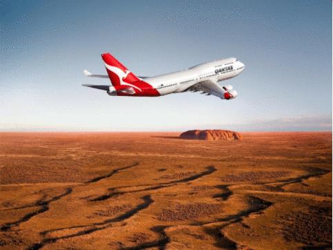 """Great Southern Land"": voo panorâmico pelos destinos icônicos da Austrália"
