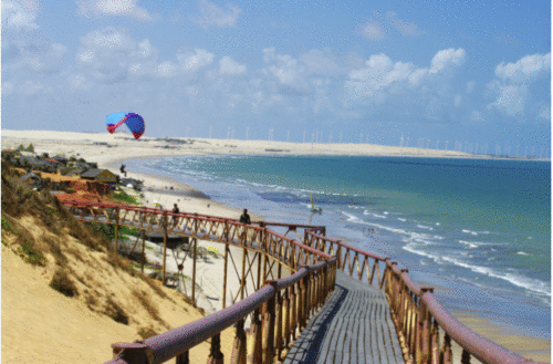 Ceará: aquecimento dos serviços turísticos em 2021