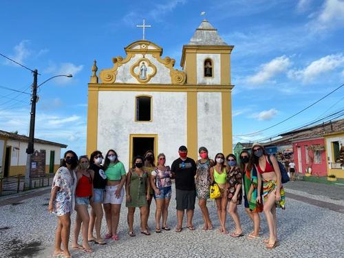 Famtrip Porto Seguro - BWT para Agentes de Viagens do Sul.