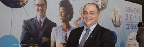Geraldo Rocha -Presidente da ABAV Brasil é nosso entrevistado