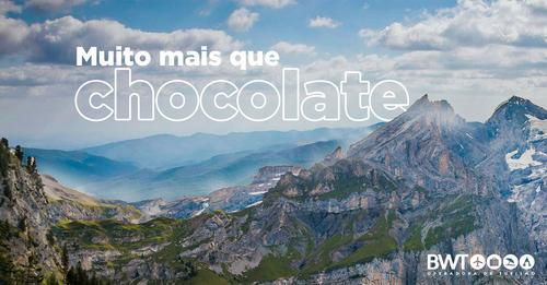Suíça: muito mais que o melhor chocolate do mundo