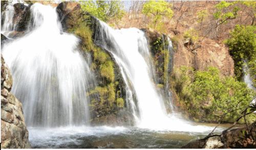 Aurora do Tocantins: roteiro marcado por trilhas e cachoeiras
