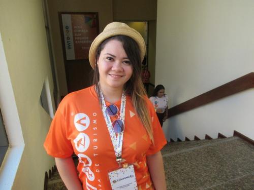 A Agente de Vila Velha que deixou a advocacia para ser feliz no Turismo