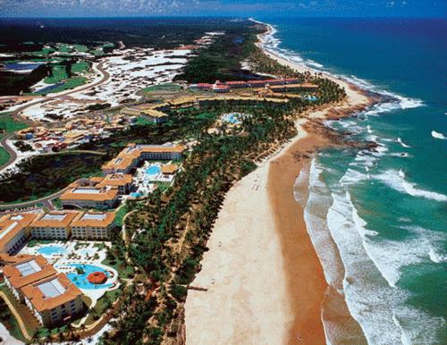 Protocolos de segurança e saúde garantem reabertura da Costa do Sauípe