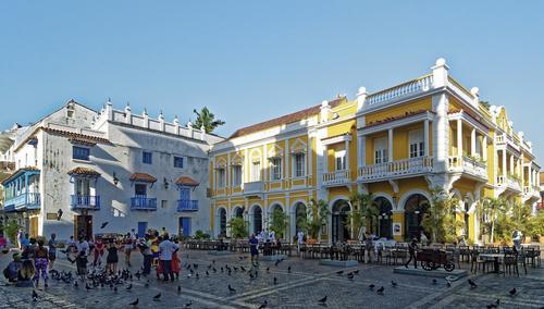 Cartagena e seus encantos!