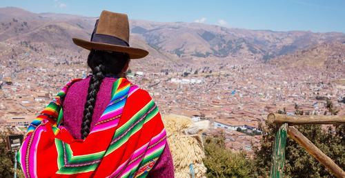Super treinamento temático Peru