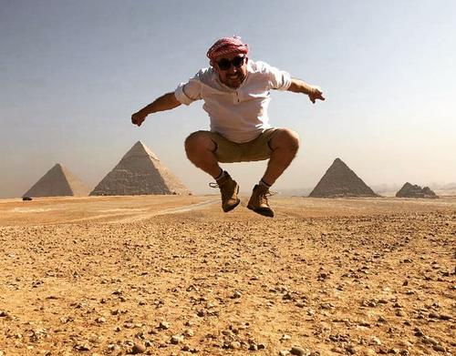 Egito - Terra dos Faraós