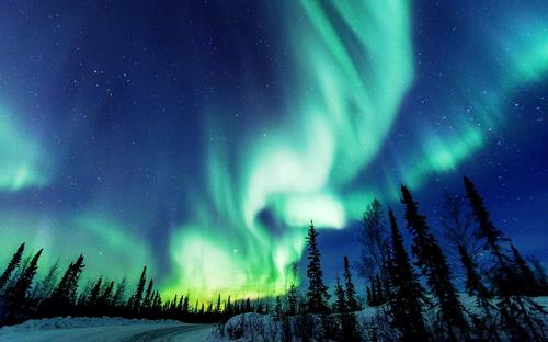 Aurora boreal: Conheça os destinos onde ocorre o espetáculo