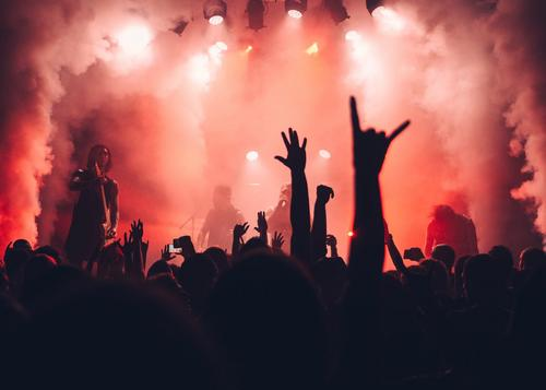 Agenda de shows em Curitiba - 1°semestre