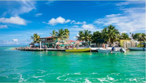 Belize e abertura oficial do Turismo
